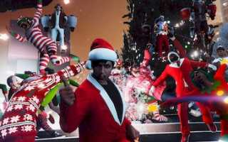 GTA 5 Online раздаёт подарки