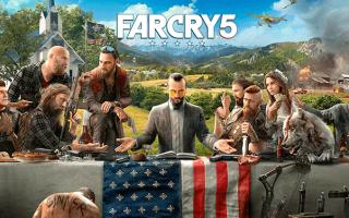 Системные требования для игры Far Cry 5