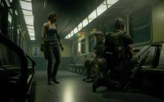 Прохождение демо версии Resident Evil 2 Remake