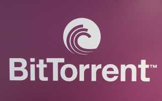 Обзор криптовалюты Bittorrent