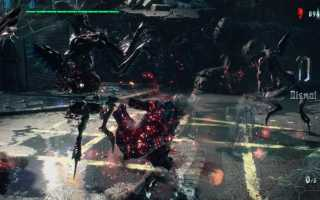 Devil May Cry 5 будет на движке RE Engine