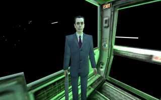Half-Life: Blue Shift — Как активировать очень странный секрет