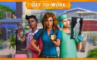 The Sims 4 — Гайд по Карьере садовода