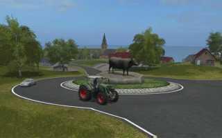 Как установить моды Farming Simulator 17