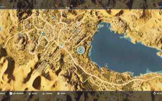 Где найти все папирусы в Assassin's Creed Origins