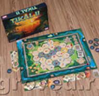 Затерянный город Тикаль — Игра