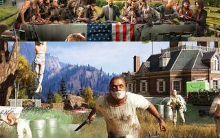 Зарождение игрового жанра «шутер»