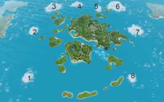 The Sims 2 чит код на русалку