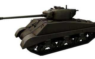 World of Tanks: Всё о танке M4A3E2 Sherman Jumbo