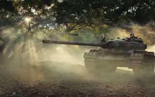 World of Tanks: Лучший лёгкий танк в игре