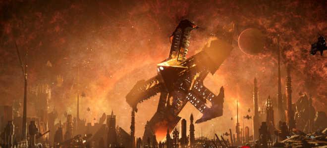 Прохождение Battlefleet Gothic: Armada 2 на русском