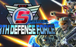 Earth Defense Force 5: Дата выхода 11 июля в Steam
