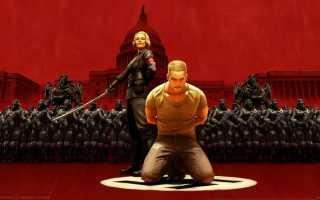 Черный экран со звуком в Wolfenstein II: The New Colossus — что делать?