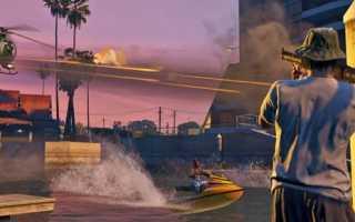 GTA 5: Читы как спавнить машины и изменять погоду