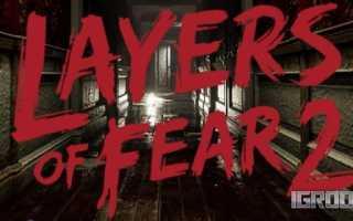 Layers of Fear 2: Психологическая история ужасов