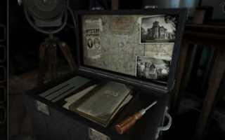 The Room: Old Sins — Прохождение игры на 100%. Сюжет