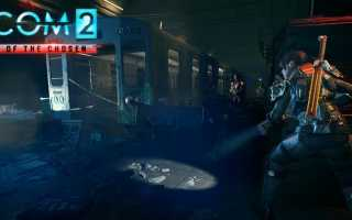 Обзор XCOM 2: War of the Chosen