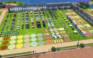 The Sims 4 — Гайд выбор интерьера и мебели