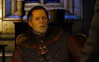 Ведьмак 3: История с Эмгыром