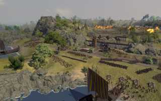 Прохождение игры Total War Saga: Thrones of Britannia