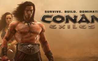 Прохождение и обзор Conan Exiles