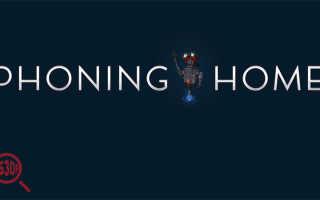 Обзор и прохождение Phoning Home, трейлер