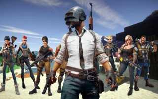 Обзор Grand Battle Royale — Playerunknown's Battlegrounds на Андроид
