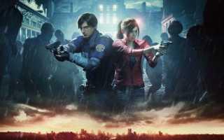 Прохождение полной версии Resident Evil 2 Remake