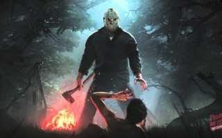 Обзор и прохождение Friday the 13th: The Game