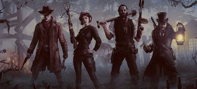 Hunt: Showdown — Игру планируют выпустить 27 августа