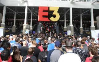 E3 2020 — Отменили из-за вспышки коронавируса