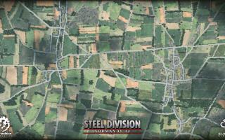 Все карты в Steel Division: Normandy 44 (maps)
