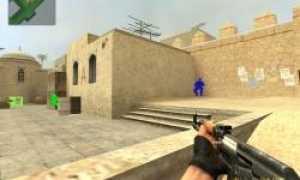 Counter-Strike Source Wallhack (WH) — просмотр сквозь стены