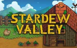 Stardew Valley играть на Android можно в марте
