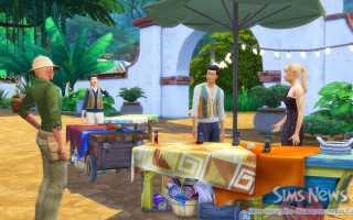 The Sims 4 — Гайд по прохождению «Приключения в джунглях»