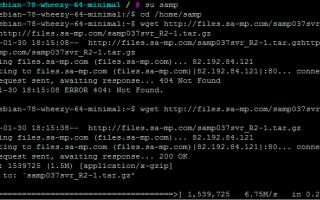 Kак создать свой сервер самп 0.3.7 с нуля