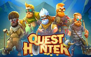 Quest Hunter — Все секреты на уровнях