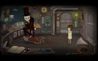Fran Bow — Информация о героях игры