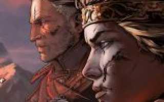Геймплей Thronebreaker: The Witcher Tales