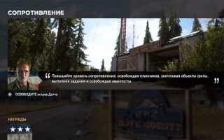 Полное прохождения игры Far Cry 5